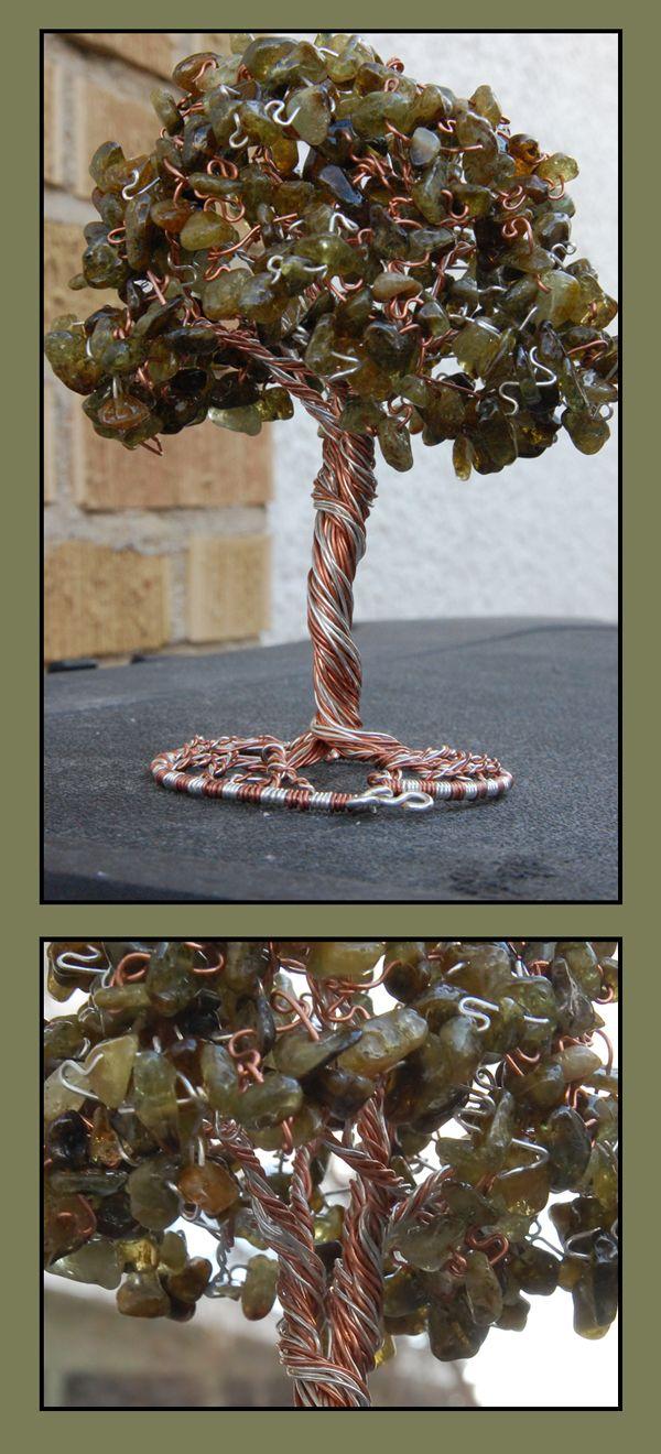 Wire Tree -quick upload by misticloudz.deviantart.com on @deviantART ...