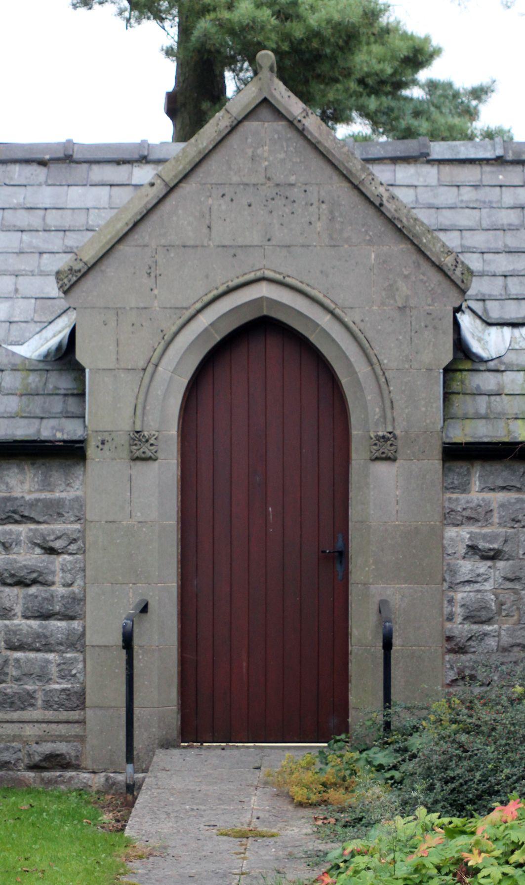 St Annes Church, Over Haddon village