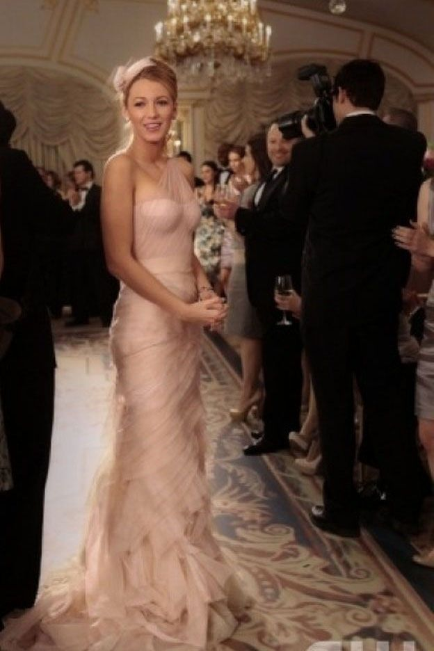Blake Lively Wedding Bridesmaids Dresses