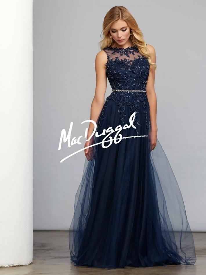 Indigo Prom Dresses