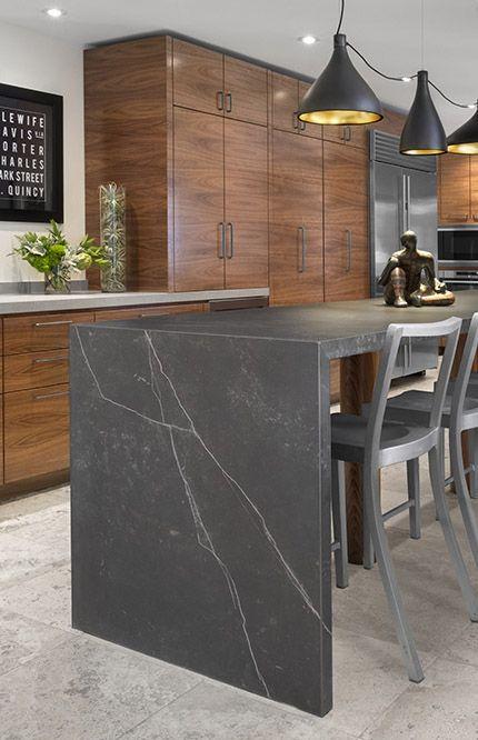 Dekton Kitchen Reveal By Daniel Germani Contemporary Style
