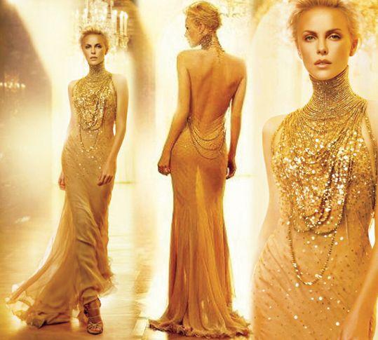 J'adore, Dior. (Charlize Theron