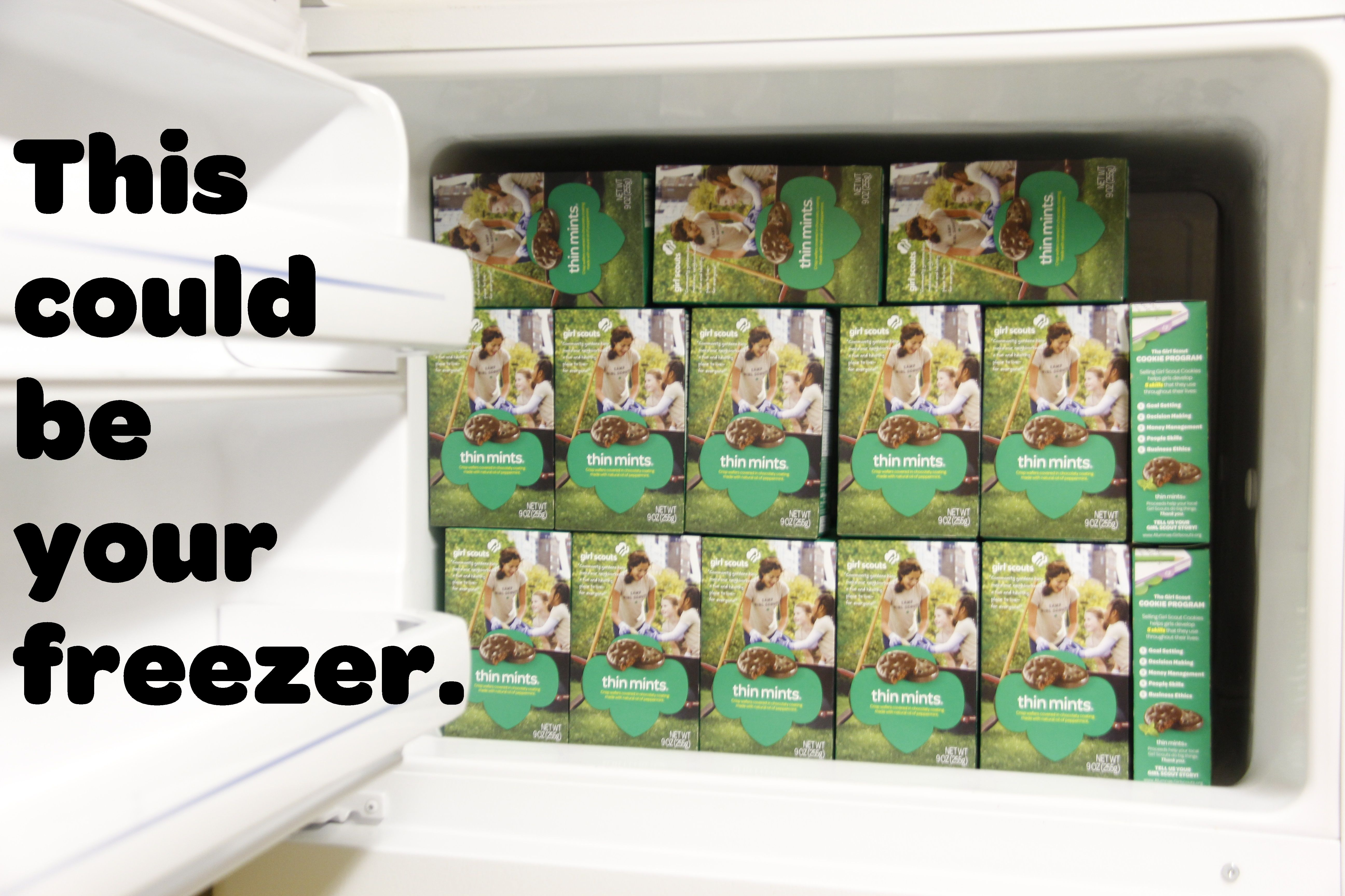 find girl scout cookies near you with the cookie locator