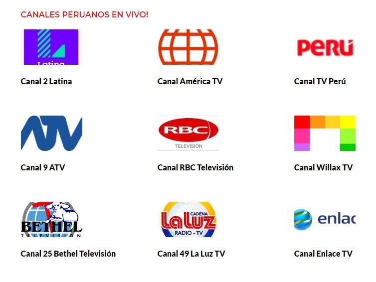Canales Del Peru En Vivo Tv Peruana En Vivo América Tv Latina Tv Por Internet Todos Los Canales En Vivo Tv Peruana Gratis Latina Tv Peru