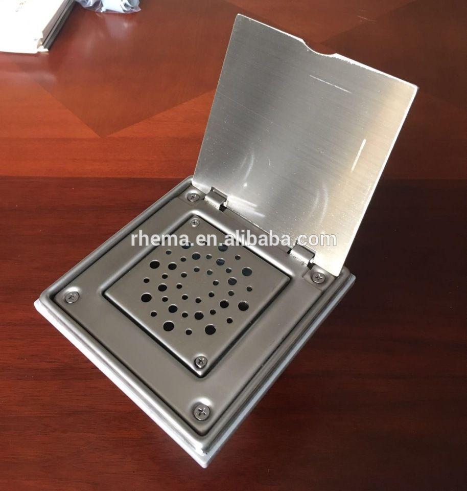 Bathroom Floor Drain Trap