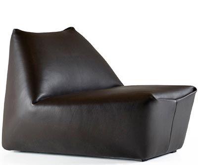 Hide Chair by Matthew Hilton for De La Espada