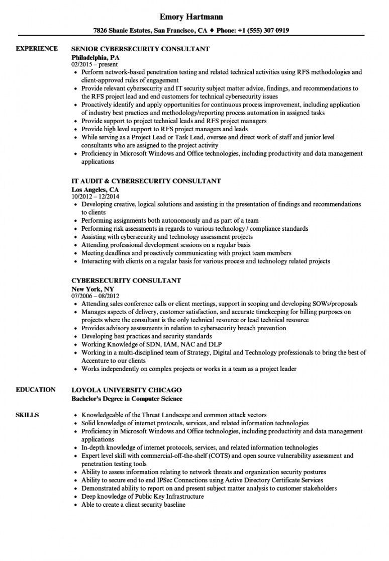 Cyber Security Proposal Template in 2020 It support