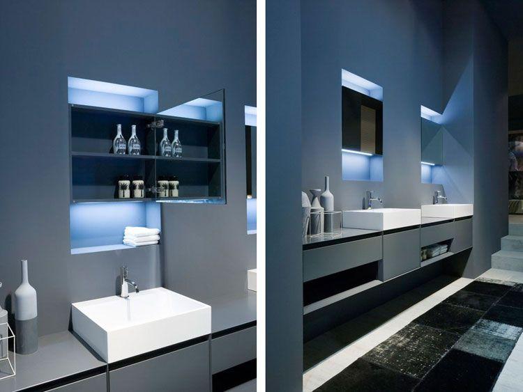 70 Specchi per Bagno Moderni dal Design Particolare | Bagni ...