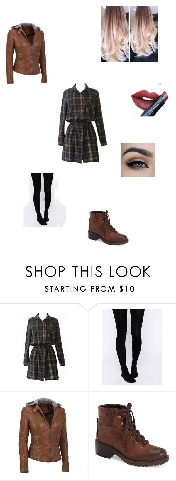 """""""You Meet Johnny"""" by maryvarleyrox ❤ liked on Polyvore featuring mode, ASOS, Coalition LA, Steve Madden, Fiebiger, women's clothing, women, female, woman en misses"""