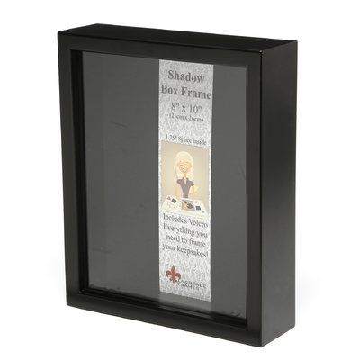 Latitude Run Shadow Box Picture Frame Products Pinterest