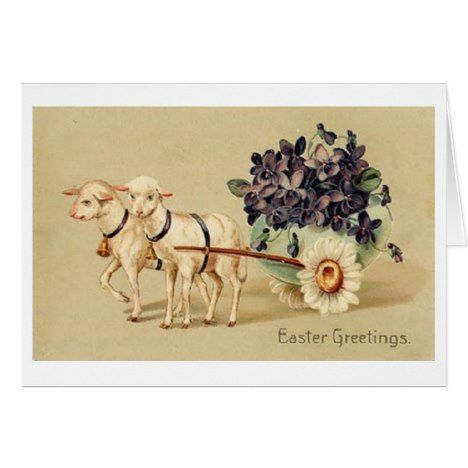 Easter greetings victorian easter greeting card easter cards victorian easter greeting card easter cards postage negle Gallery