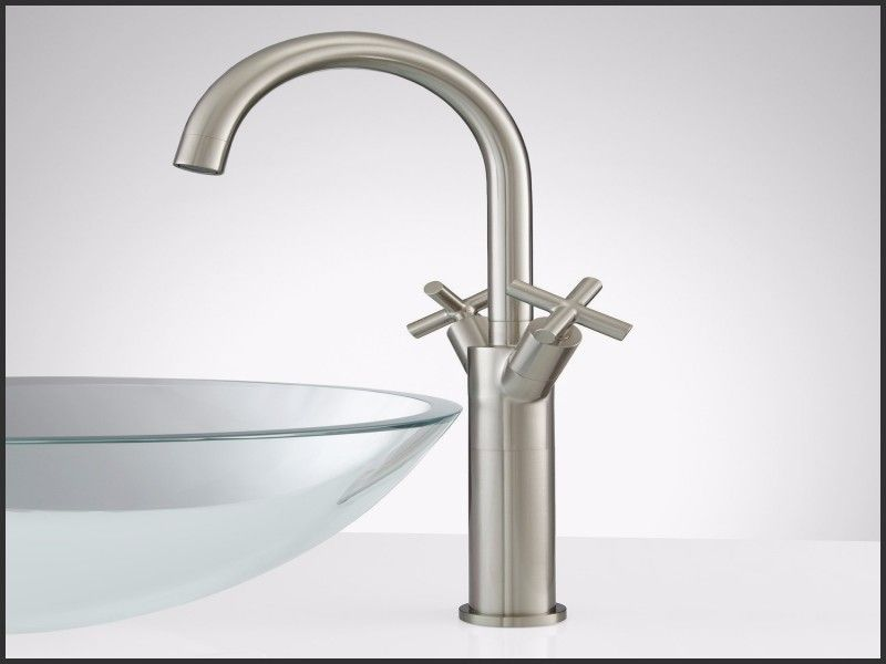 Fresh Brushed Nickel Bathroom Faucets Clearance
