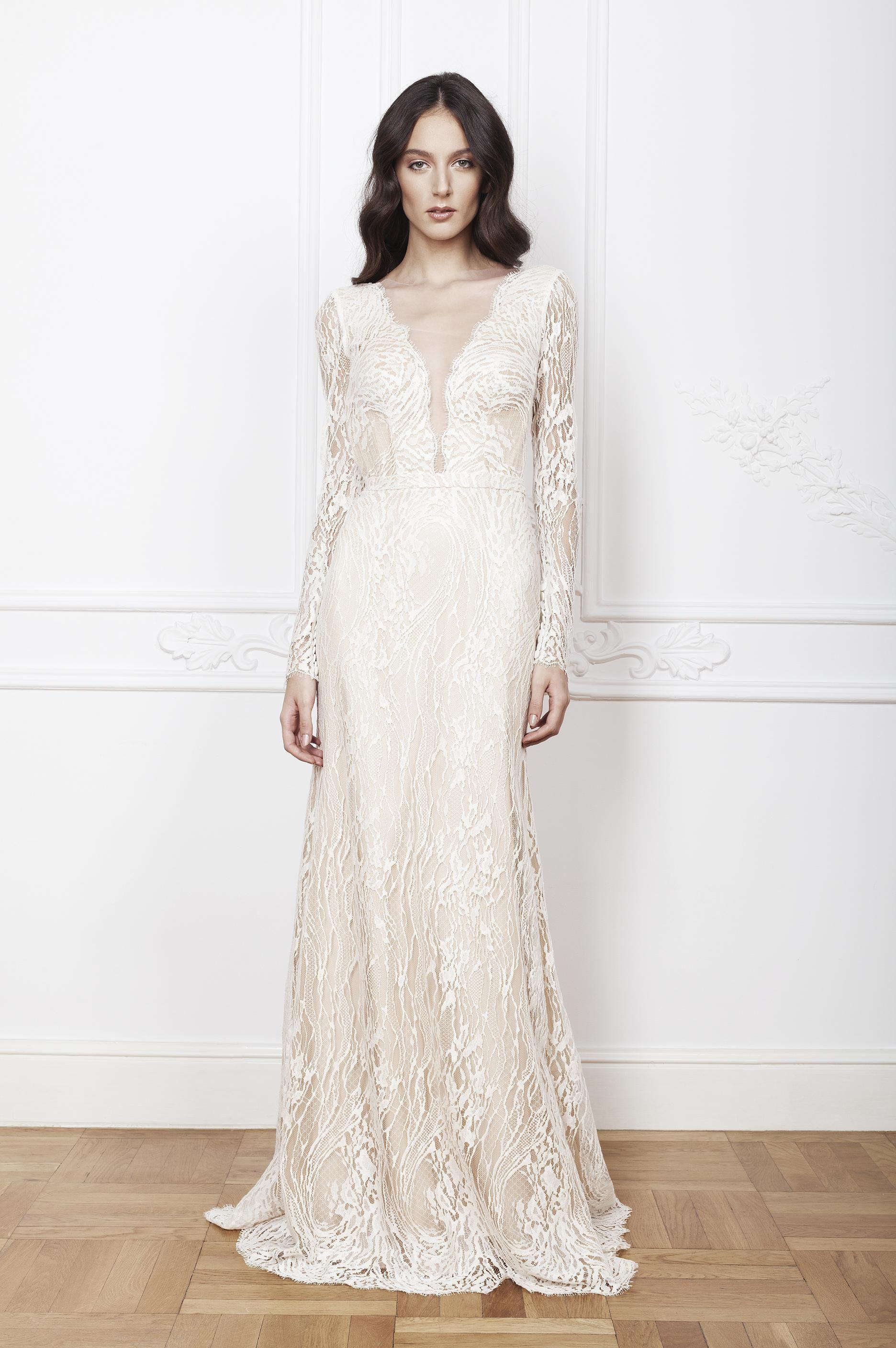 Callia Wedding Dress 2016 Collection Divine Atelier Wedding Dresses Brisbane Retro Wedding Gown Retro Wedding Dresses