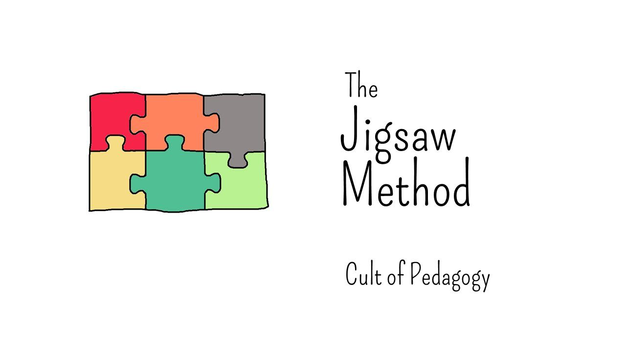 jigsaw cooperative learning strategy