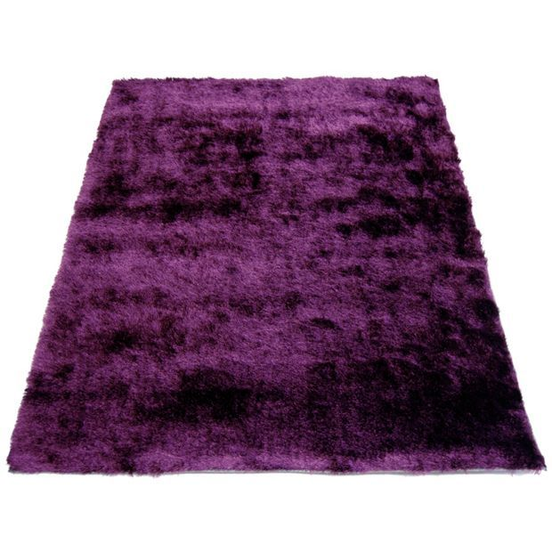 Brilliance Rug 60x120cm Purple At Argos Co Uk Your Online
