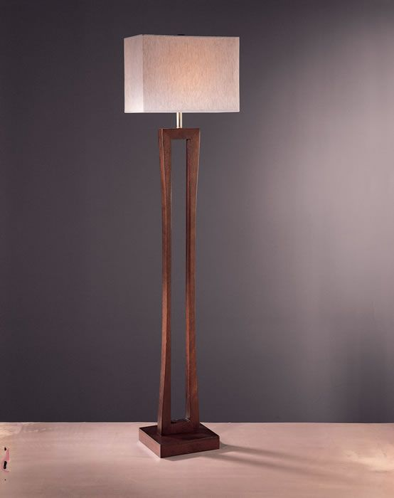 Ambience 1 Light Floor Lamp