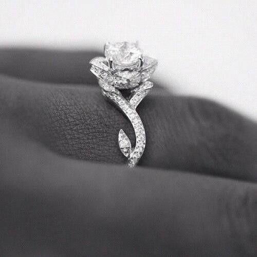 Diamond ring wedding rings