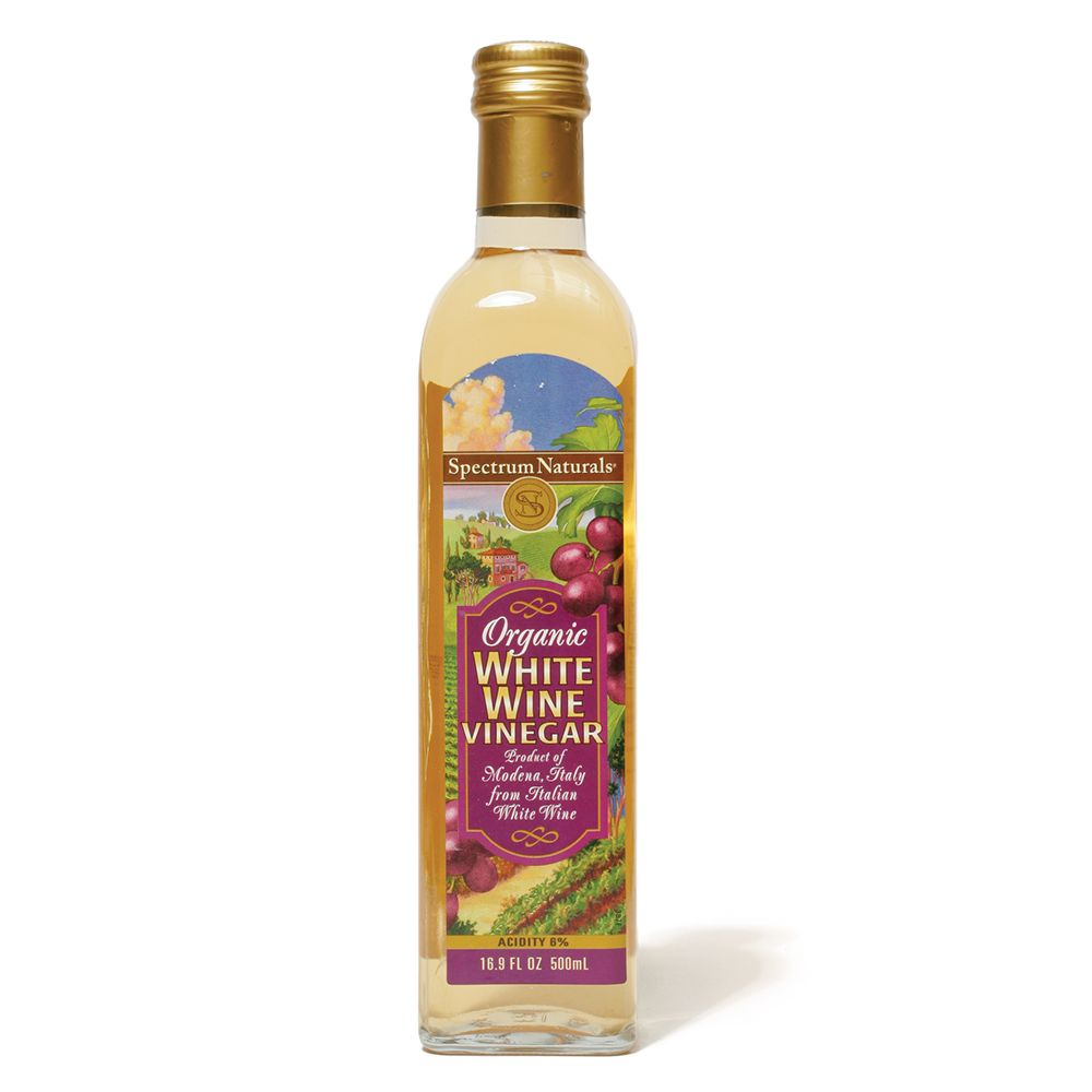 Is white wine vinegar a generic commodity? Or does brand matter? We ...