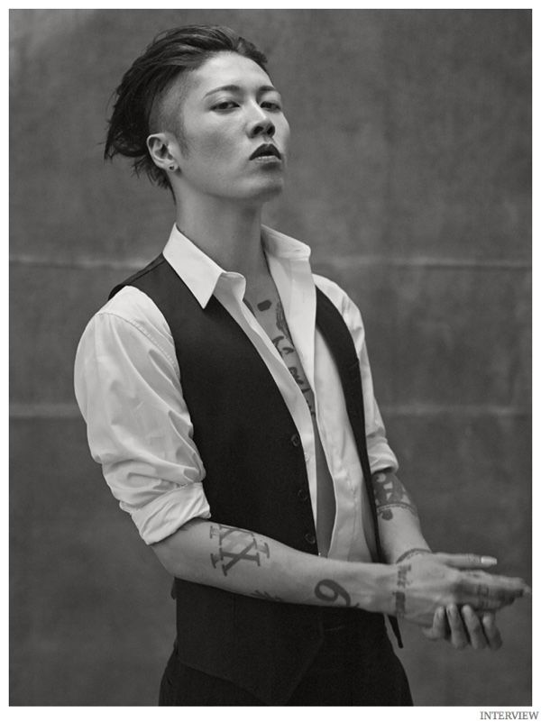 Miyavi Poses For Interview Magazine Shoot Talks Unbroken People