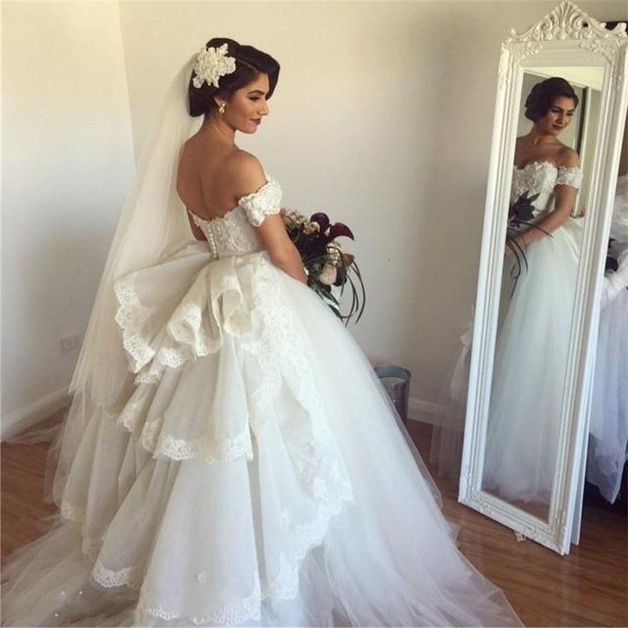 Wedding dresses ball gown lace  Wedding Dresses Ball Gowns Lace  Wedding Dress  Pinterest