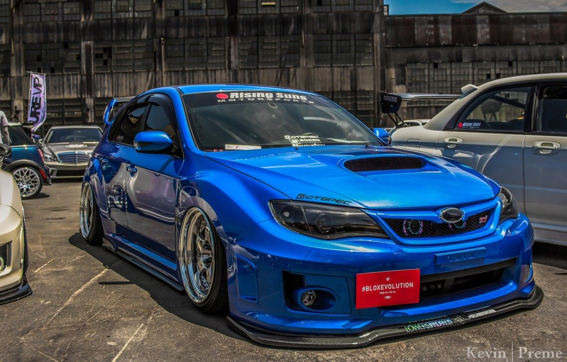 Photo of Mean Looking STI.