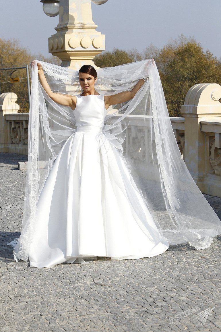 Suknia ślubna Viola Piekut Emporio Allegro Pinterest Wedding