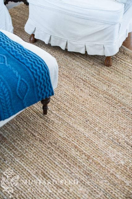 Heather Chenille Rug In Natural From Pottery Barn