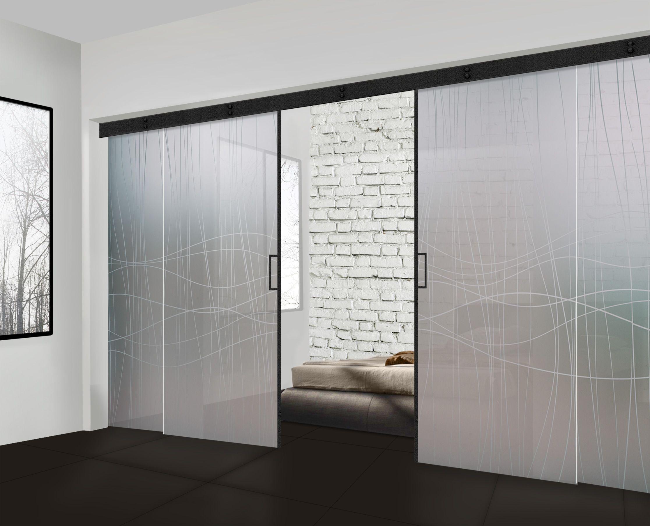 Esencia de vidrieradelcardoner vidrio decorativo - Puerta vidrio corredera ...