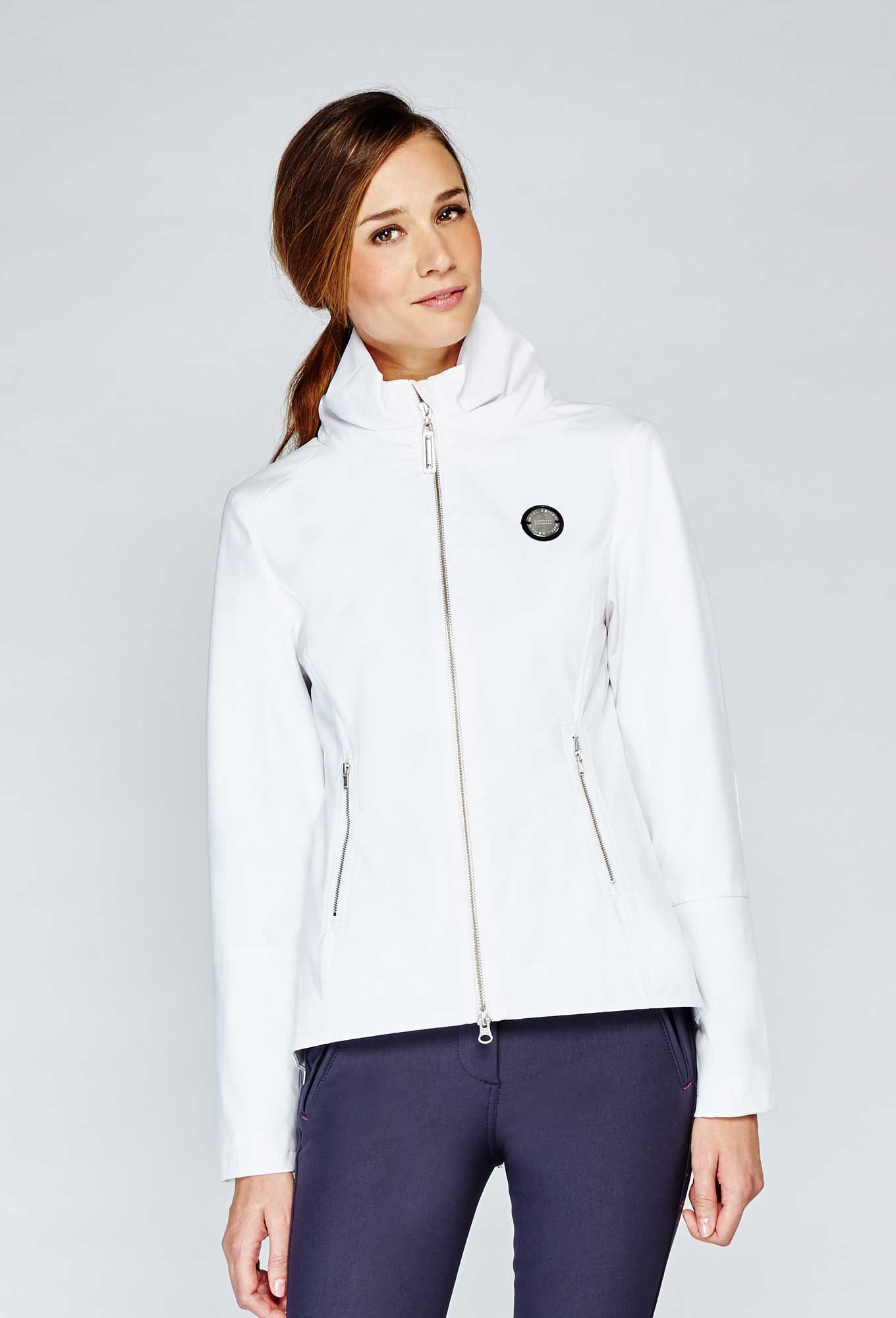 Tofino Jacket Equestrian Outfits Riding Outfit Women Outerwear Jacket [ 2000 x 1360 Pixel ]