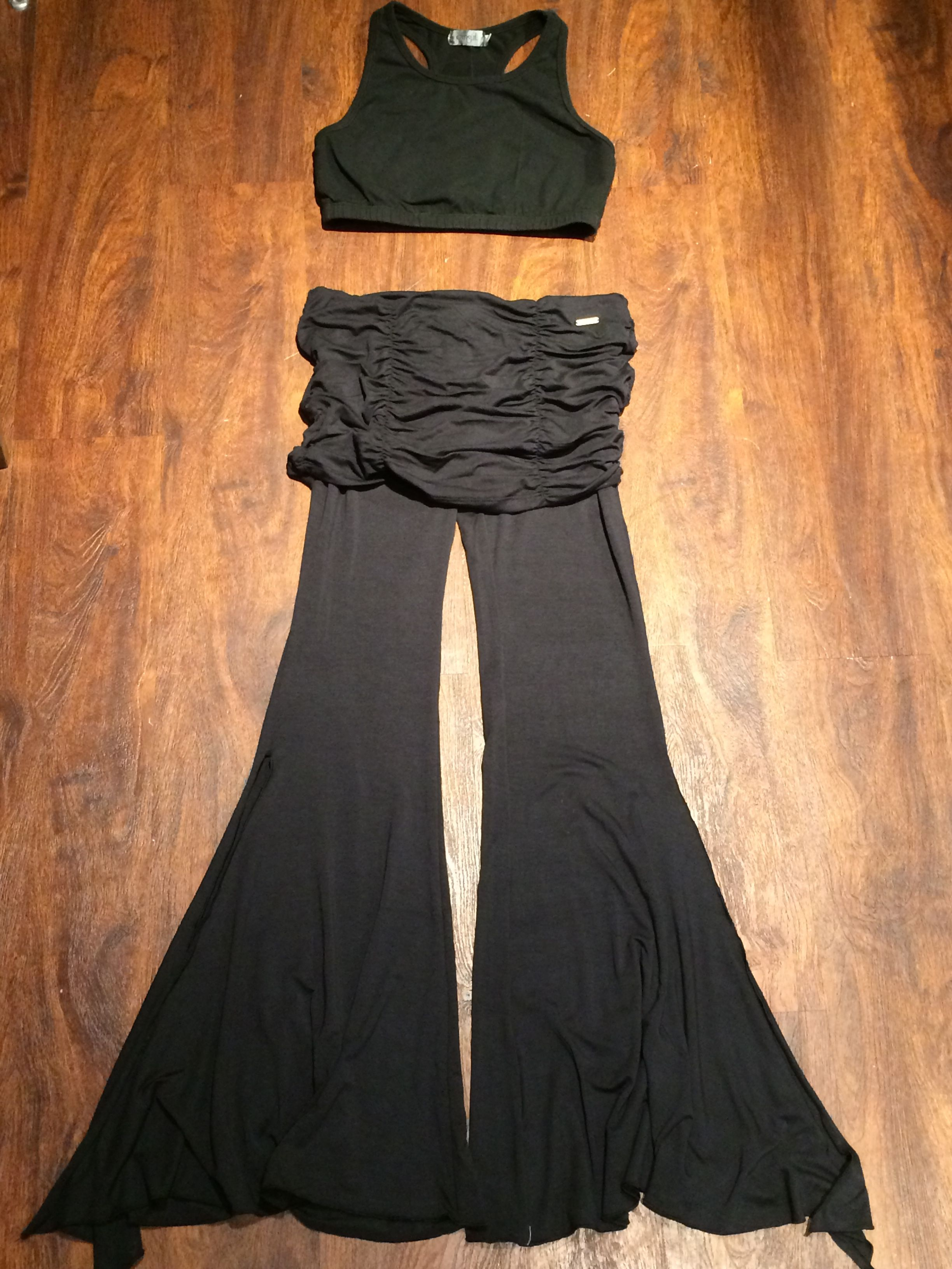 Capezio Warm-Up tights are here! Stirrup heel and