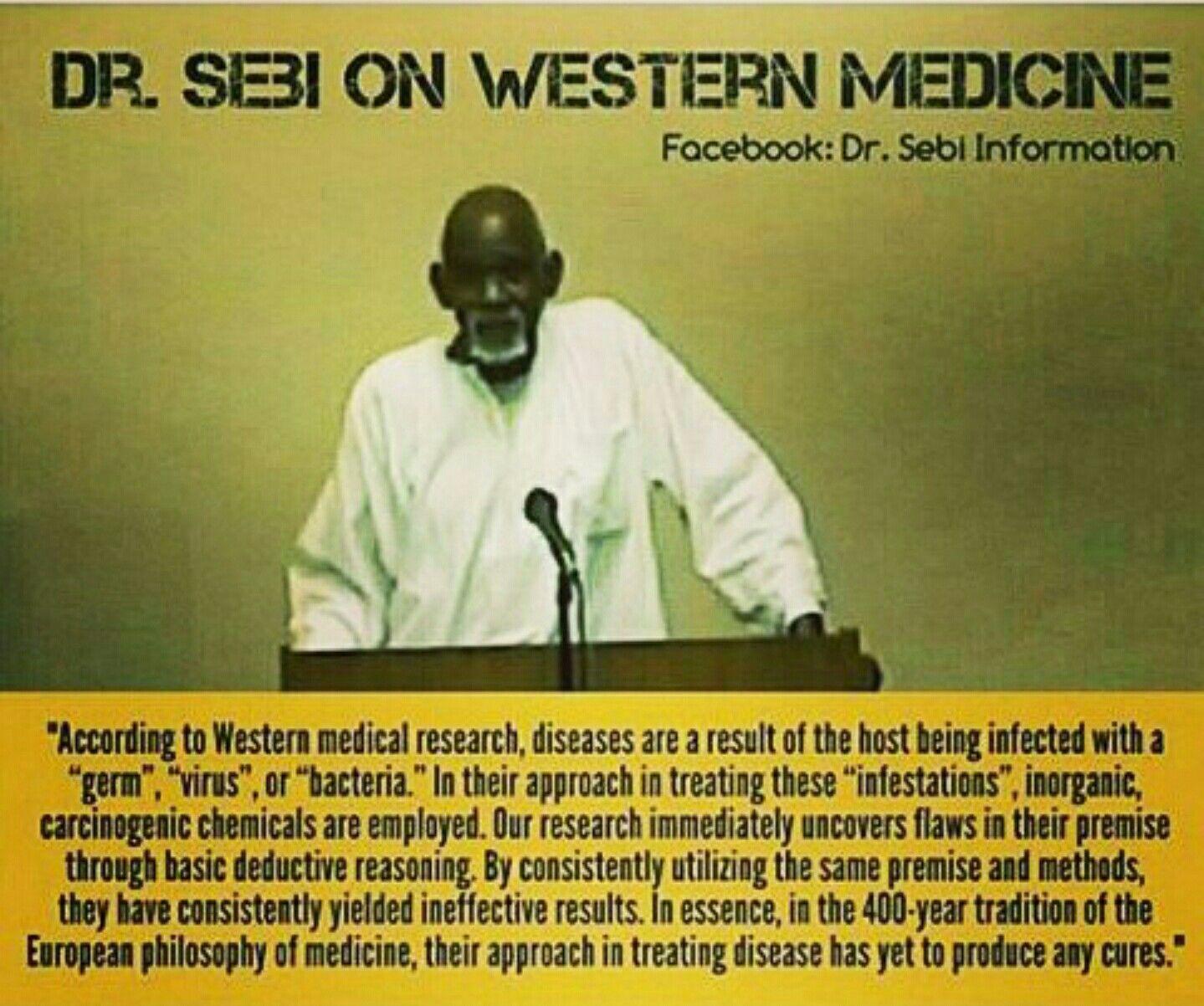 Dr sebi dr sebi cures spiritual health health facts
