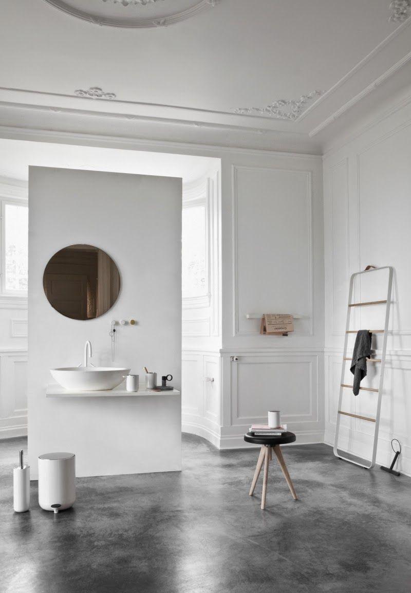 Meuble Salle De Bain Bambou Leroy Merlin ~ The Design Chaser Simon James Concept Store Bathroom Pinterest