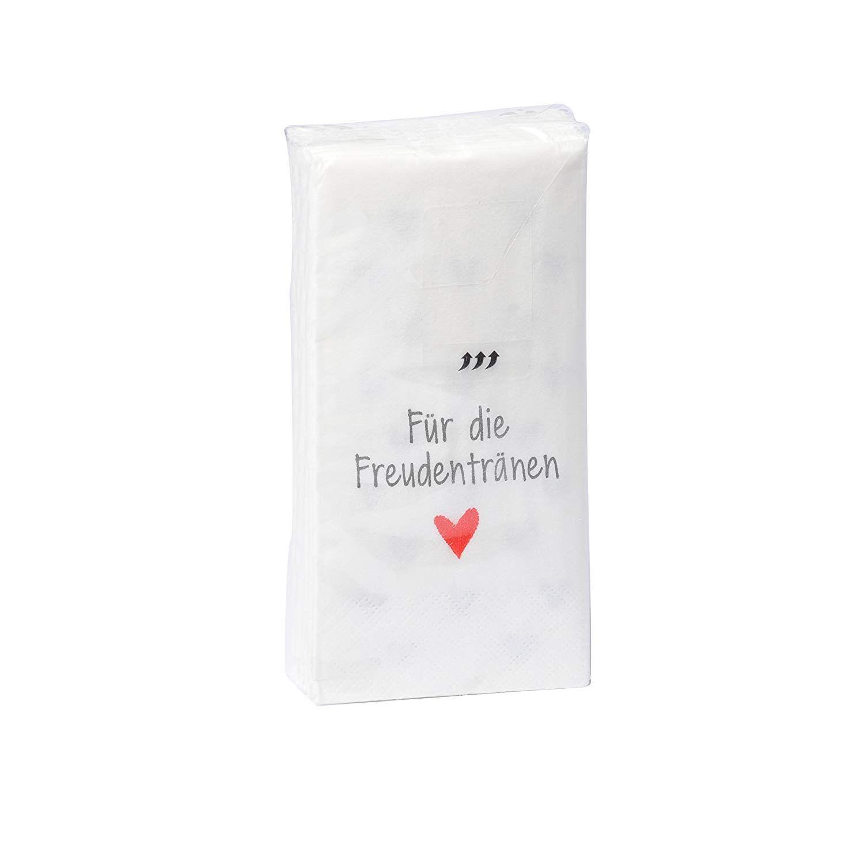 In Due 10 X 10 Taschentucher Fur Die Freudentranen Zur Hochzeit Taufe Oder Kommunion Amazon De Amazon De Taschentucher Kommunion Taufe