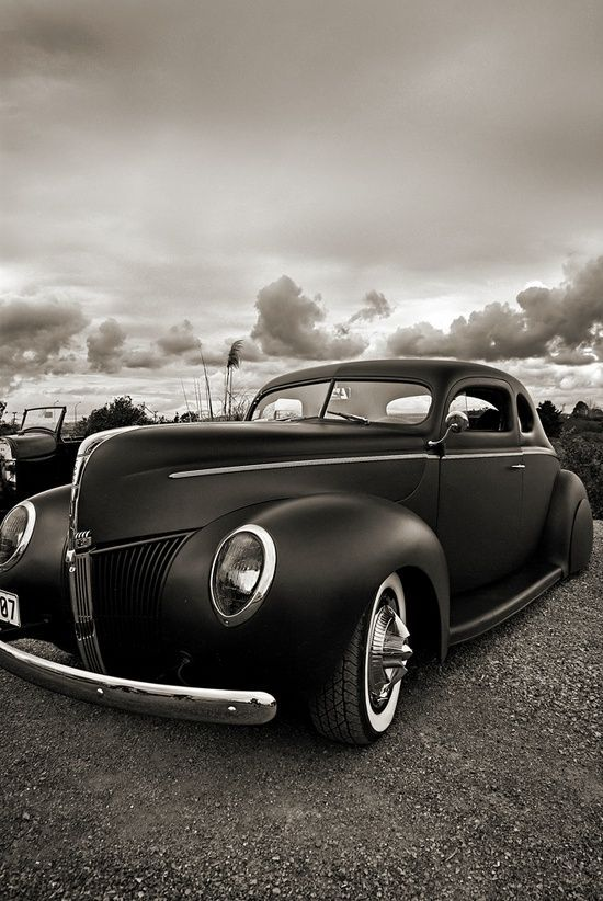 Classic Mercury – Rustic Wall Art – Classic Car Art Prints – Retro Print – Vintage Car Photography – Garage Art – 8×10