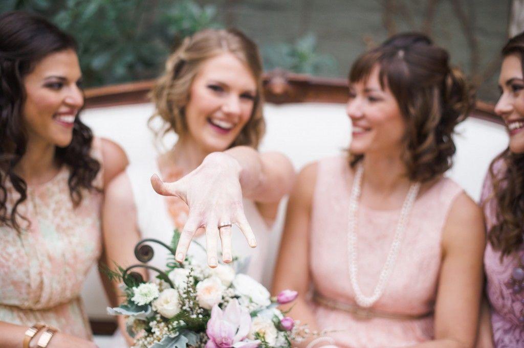 Spring Inspired Bridal Shower Tea - TrueBlu | Bridesmaid ...