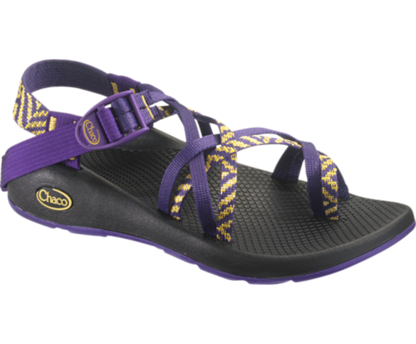 8c318b26c47 Chacos ZX 2 Yampa Campus Sandal in Purple Gold  105.00