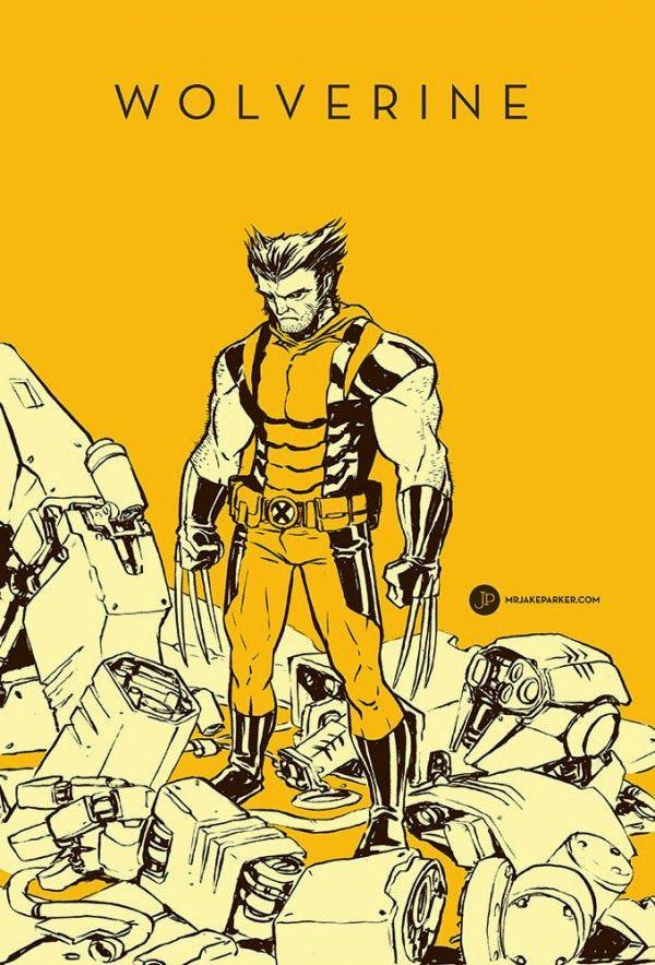 Spectacular Avengers: uma série de ilustrações fodas da Marvel ~ SuperVault