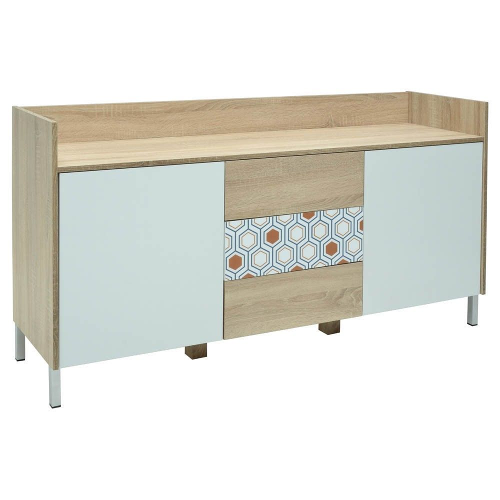 Buffet Et Vaisselier Mobilier De Salon Buffet Design Meuble Gifi