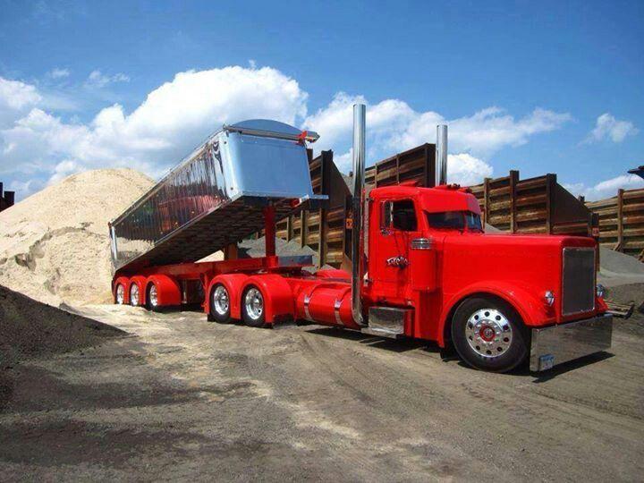 Day Cab Kenworth Big Trucks Trucks Big Rig Trucks