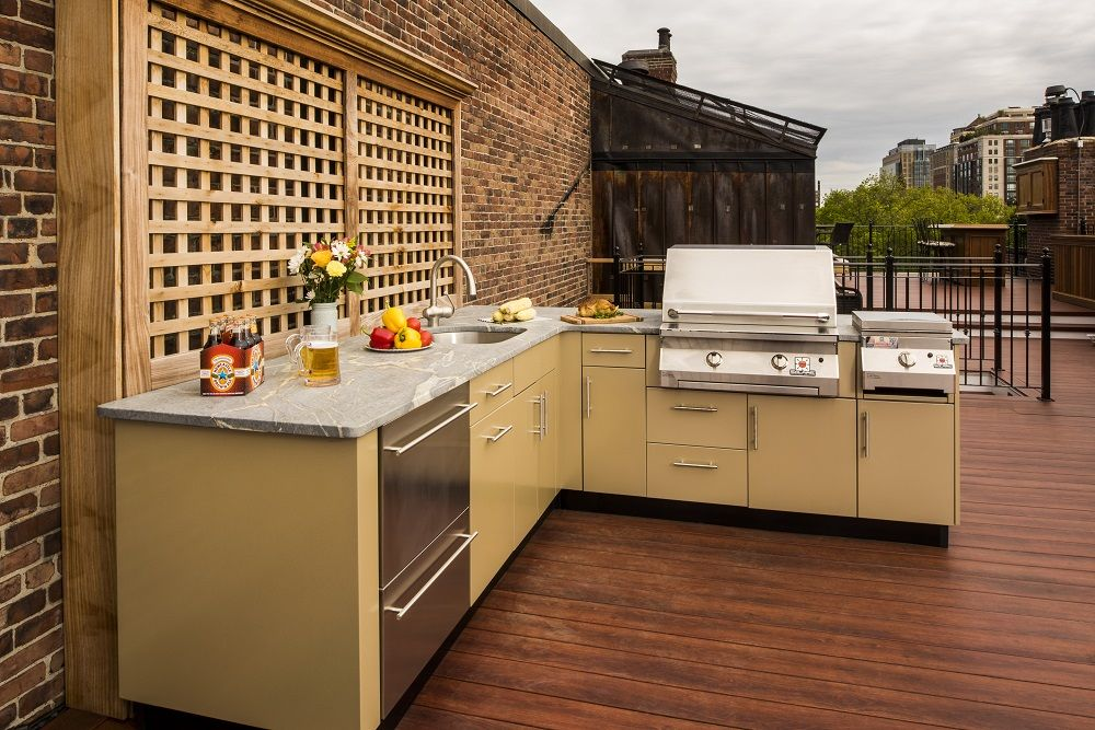Pin von DANVER STAINLESS OUTDOOR KITCHENS auf Kitchen Envy | Pinterest