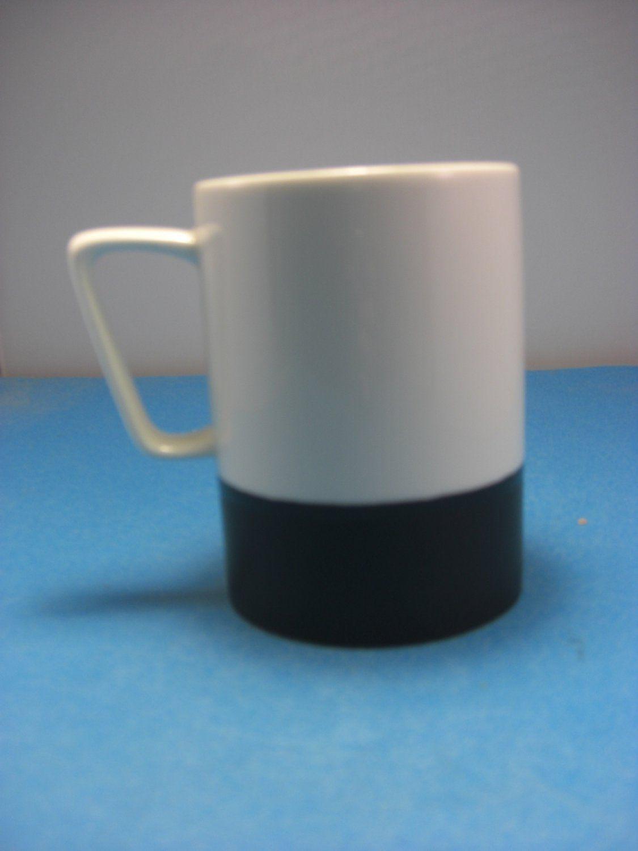Starbucks Ceramic 16 Oz 2013 Black White Create Design Your Own Mug