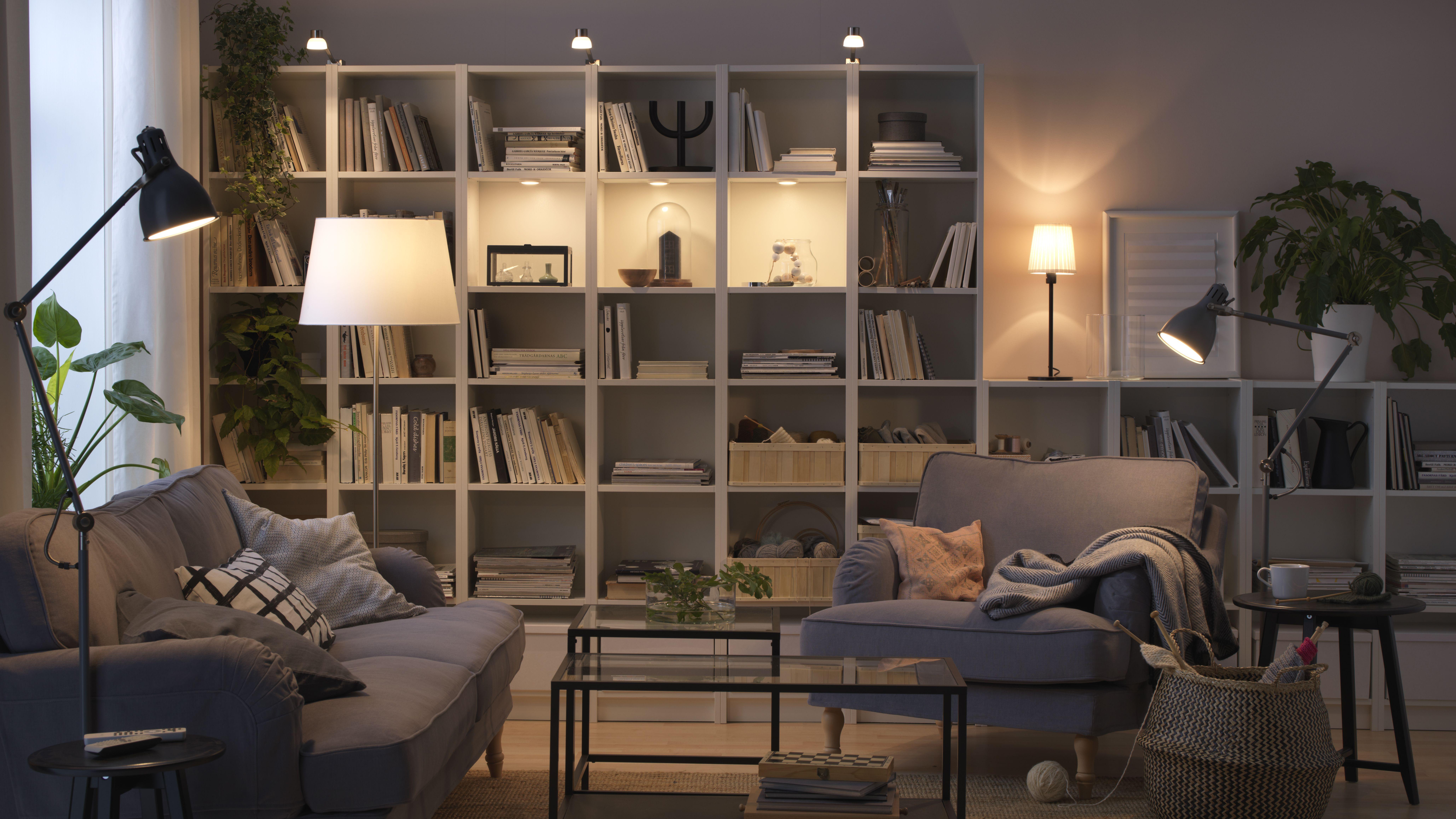 Billy von Ikea: So peppen Sie den Regalklassiker auf