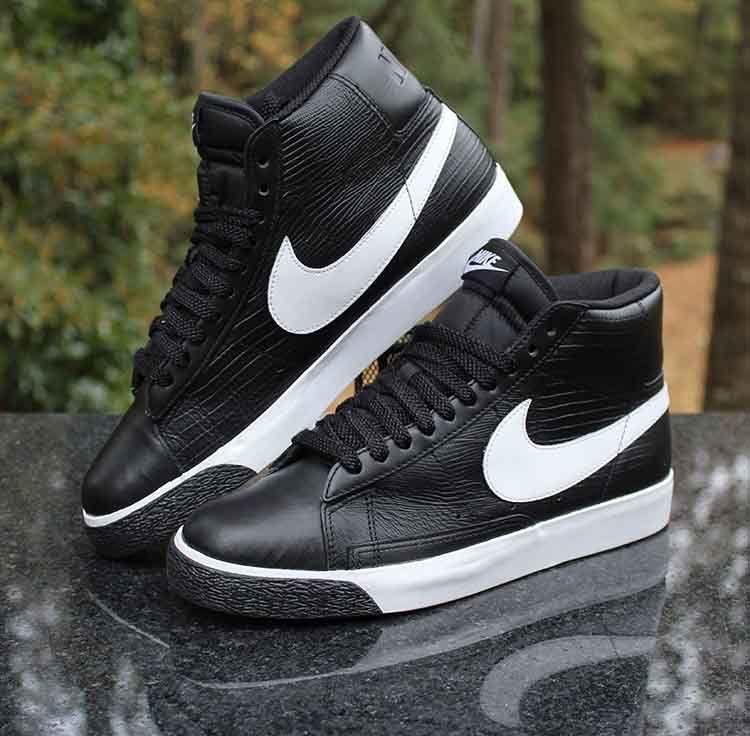 Nike Blazer Mid 2010 Black White | Nike