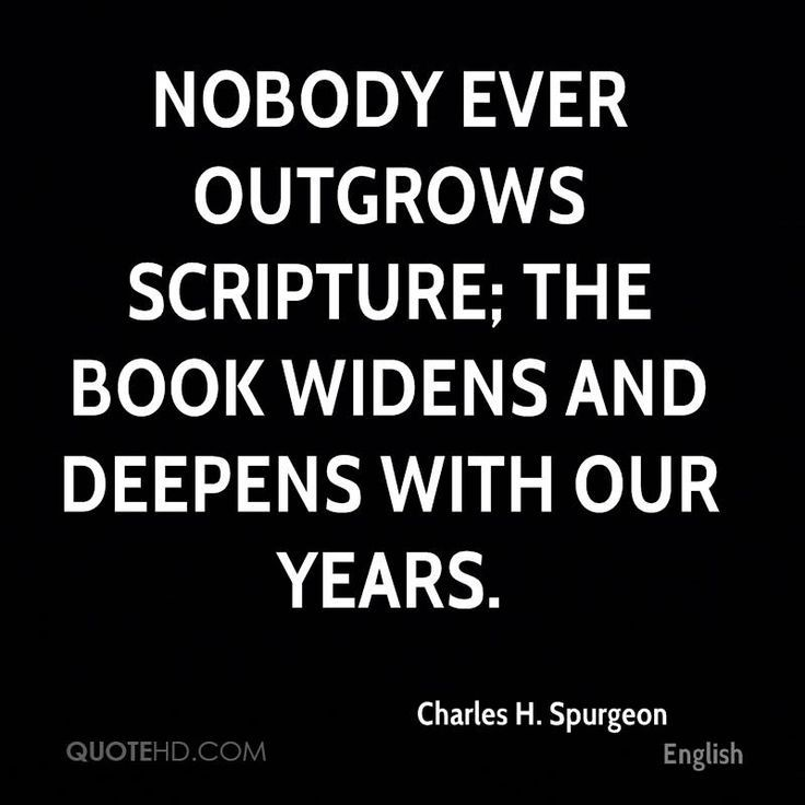 Charles H. Spurgeon Quotes