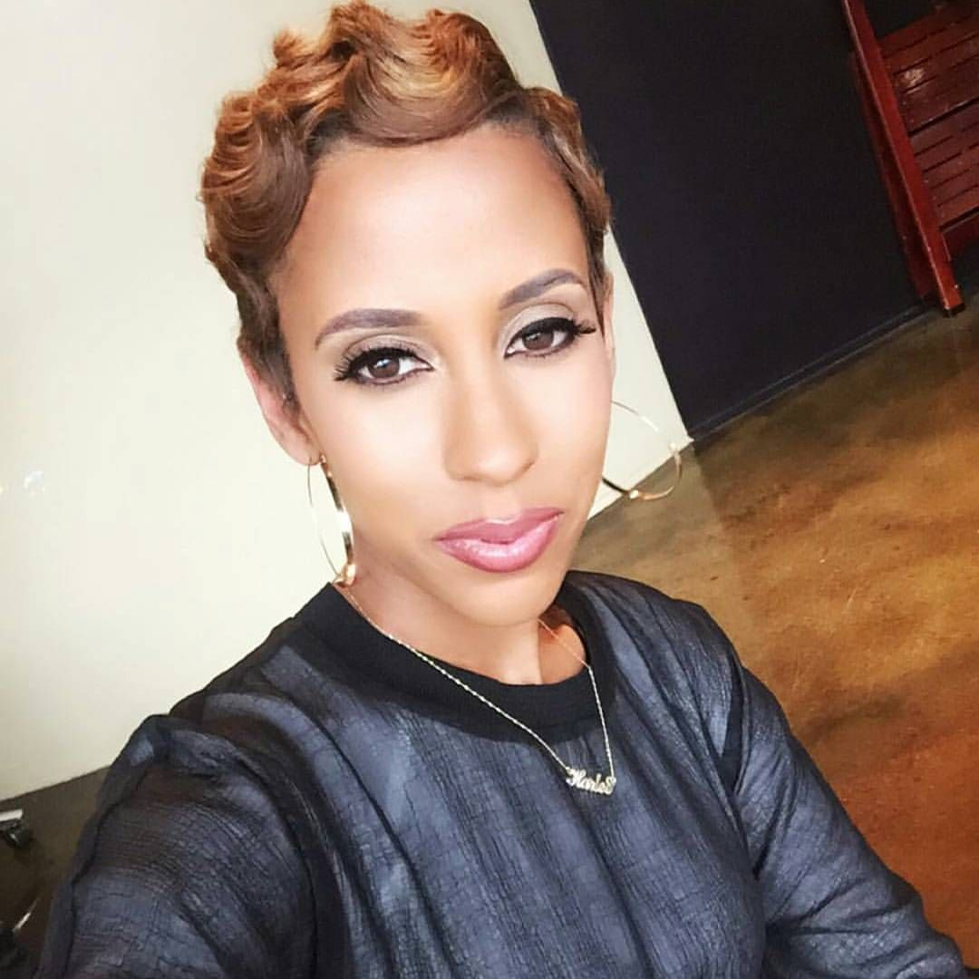 pinsonya dover on hairstyles  short relaxed