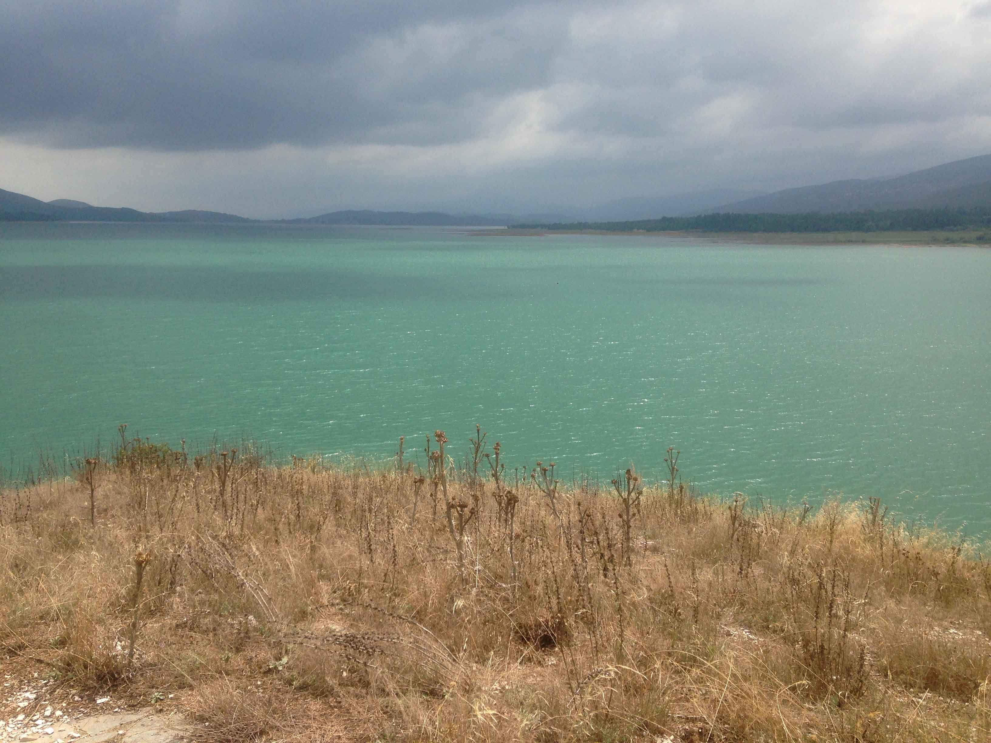 Lake. Greece. Tatiana Lagaeva