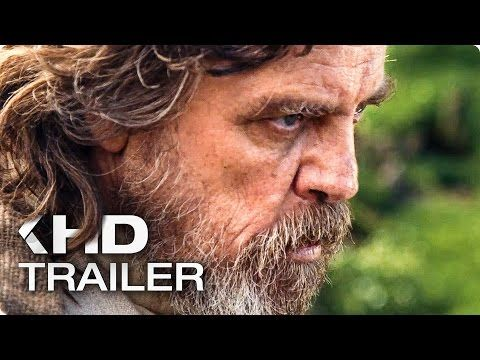 """star wars:episode Vlll The first """"teaser"""" from the set"""