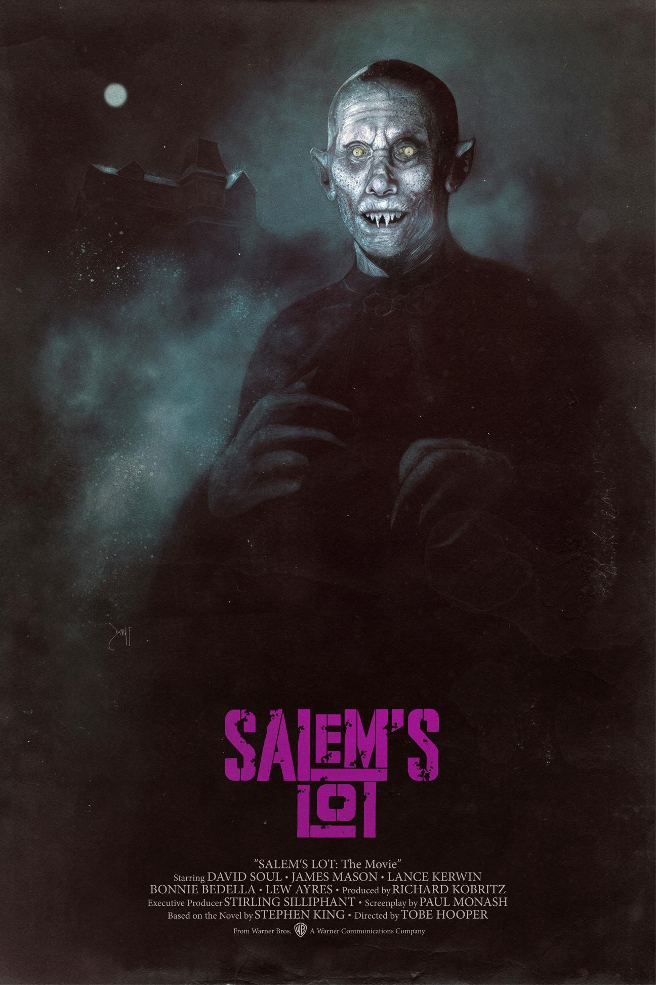 Salems Lot 1979 1296 X 1944 Salem Lot Horror Movie Icons