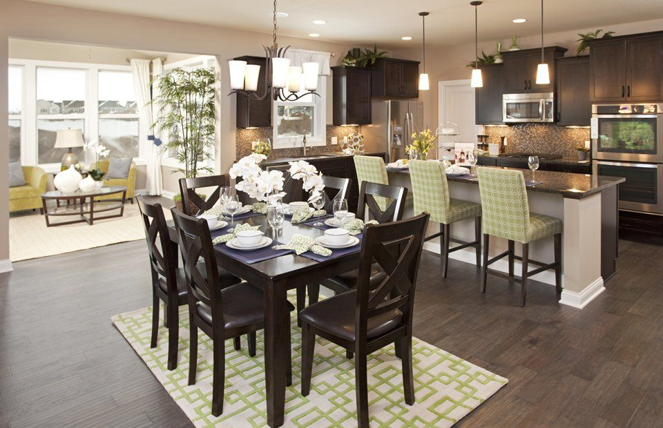 New Homes at The Enclave at New Brighton | Kitchen Ideas ...