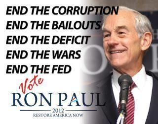 End The Fed End The Fed Federal Reserve Banks Ron Paul